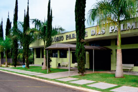 Fachada do Crematório Rio Claro Parque das Palmeiras(em breve)
