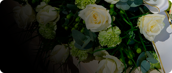 Serviço Floricultura - Foto de um arranjo de flores